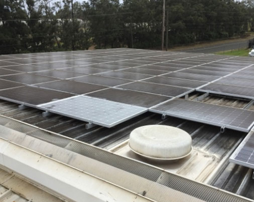 Why Clean Commercial Solar Panels in Hawaii?